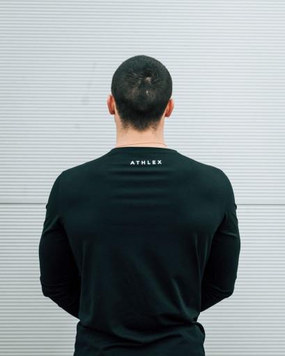 Hyper Shirt Long Sleeve - Crna